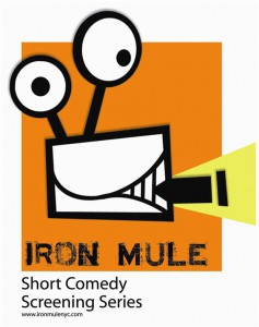 "BRIC FLIX – ""Iron Mule Comedy"""