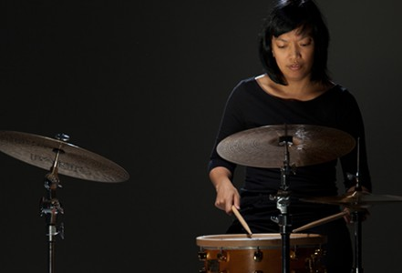The Stoop Series: Susie Ibarra – Solo Drumset & Percussion