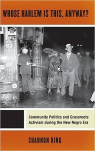"Conversations in Black Freedom Studies: ""Problems with History of Racial Policing in NYC"""