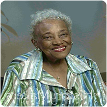 "Georgette Seabrooke Powell –  ""And the Wall Yields Testimony"""