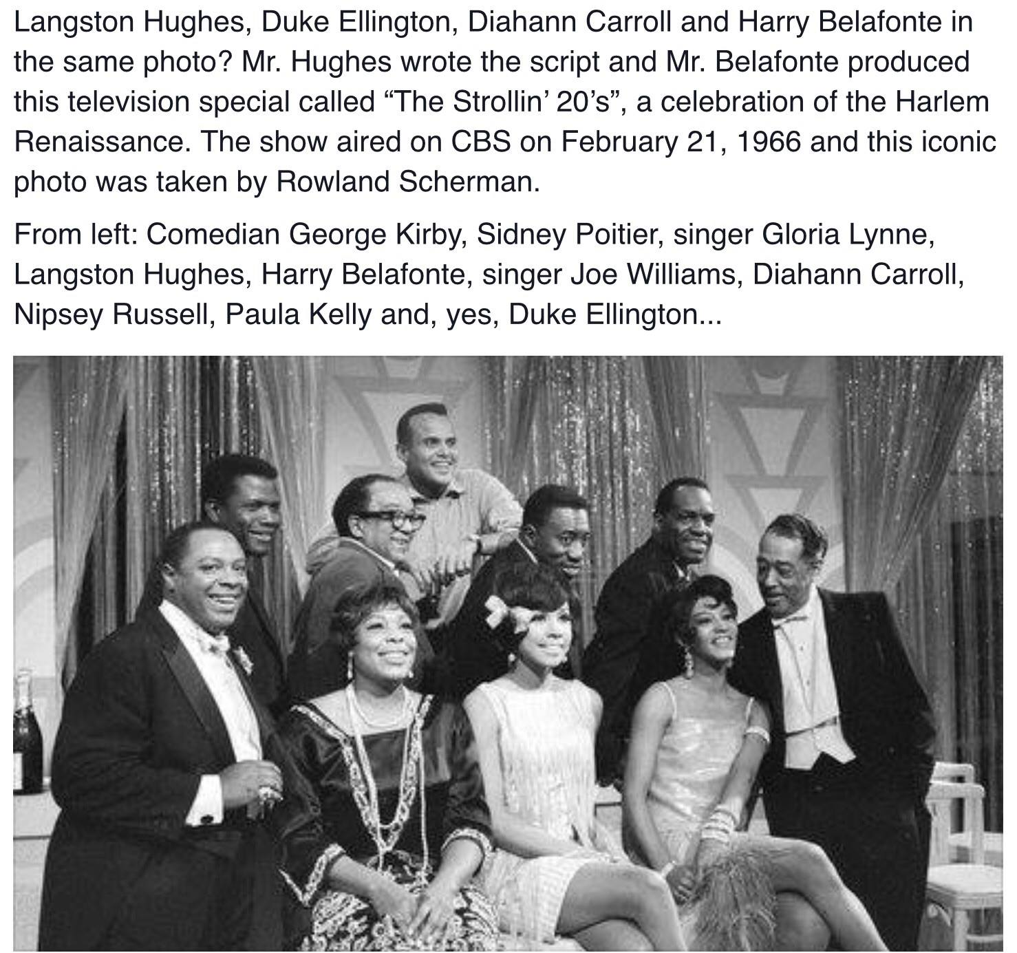 duke ellington and the harlem renaissance How did duke ellington influrnce the harlam renaissance the harlem renessaince had a big impact on sports because before the jim crow law was passed to keep blacks from playing most sports, the blacks were taking them over, so when that happened, suddenly they all said,yes, we can go.