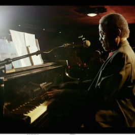 Andy Bey Solo – Live at Zinc Bar, New York 2014
