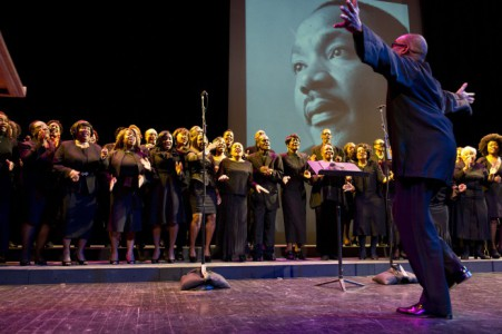 BAM Hosts 30th Annual Brooklyn Tribute To Dr. Martin Luther King, Jr