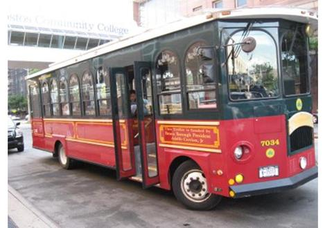 Bronx Trolley