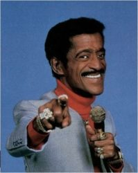 Sammy Davis Jr., Singer, Entertainer