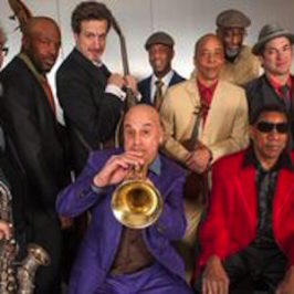 Prospect Park Bandshell – Jason Moran's Fats Waller Dance Party | Butler, Bernstein & The Hot 9