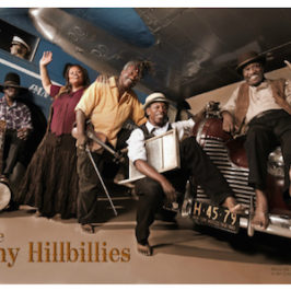 Harlem Meer Performance Festival: Ebony Hillbillies (Bluegrass/Appalachian)