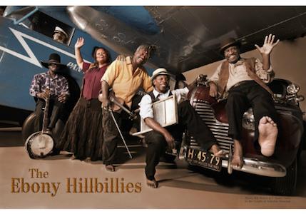 Harlem Meer Performance Festival: Ebony Hillbillies (Bluegrass/Appalachian)