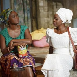 "The Public Theater's ""Eclipsed"""
