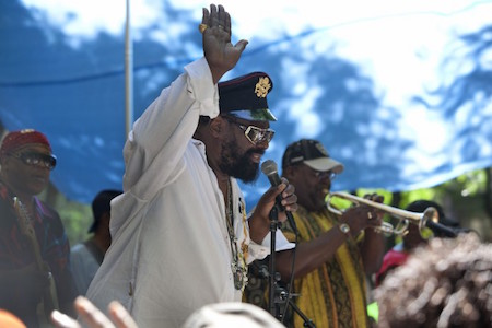 Photo: George Clinton & Parliament Funkadelic