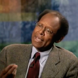 "Bill Moyer's Journal – ""James Cone on the Cross and the Lynching Tree"""