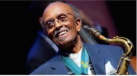 Jimmy Heath, Saxophonist