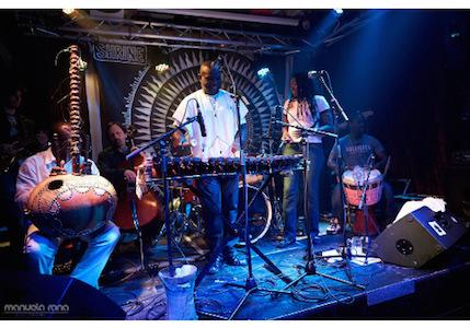 Harlem Meer Performance Festival: Famoro Diobate & Kakande (West African Music)