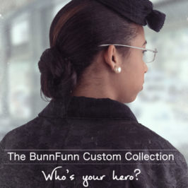 "The BunnFunn Collection – ""Who's Your Hero"" Series 2016 — ""Rosa Parks"""