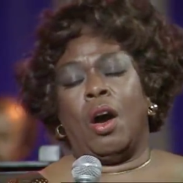 "Sarah Vaughan – ""Send in the Clowns"""