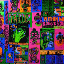 FAILE: Savage/Sacred Young Minds & Two Major Installations by FAILE