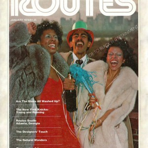 Routes Magazine  — January 1978