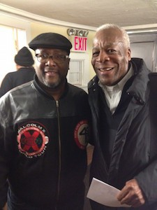 """Wendell Pierce, Lead Actor in """"Brothers From the Bottom"""", Ronn Bunn, """"Routes, A Guide to African-American Culture"""", Publisher/Editor, March 29, 2015 at The Brooklyn Music School Playhouse"""