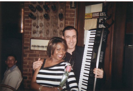 Grace Garland – Duo with guitarist or pianist Thursdays, 9:00-midnight at Anyway Cafe