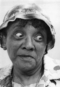 Moms Mabley, Comedienne