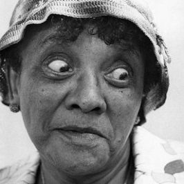 "Moms Mabley could have delivered ""What A Cure"""