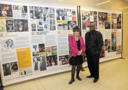 Voza Rivers & Barbara Horowitz – A Productive Arts Collaboration in Harlem