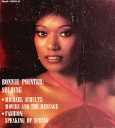 Bonnie Pointer, Singer