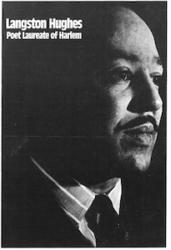 Langston Hughes Poet, Novelist & Playwright