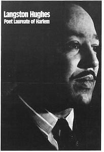 Langston Hughes Poet, Novelist & Playwright