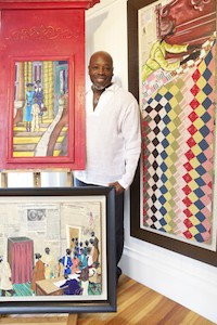 Leroy Campbell, Artist