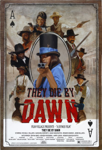 """THEY DIE BY DAWN"" — starring Erykah Badu"