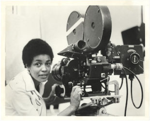 An Evening with Jessie Maple, the first African American woman to direct an independent feature-length film.