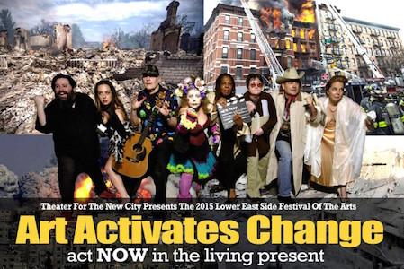 Art Activates Change