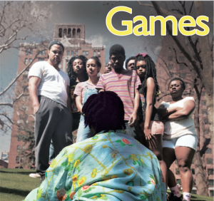 """Free For All – """"Games"""" – A 25-minute ensemble performance presented by""""The Collective"""""""
