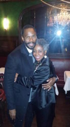 "Colman Domingo, (Writer) & Marjorie Johnson of ""DOT"""