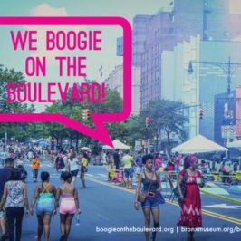 The Bronx Museum of the Arts – Boogie on the Boulevard: Summer Sundays