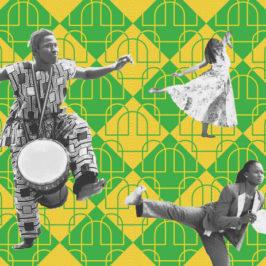 DanceAfrica 2016