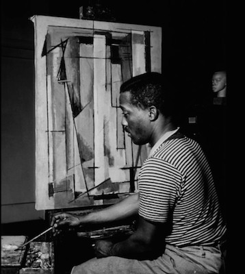 Norman Lewis, Artist, Painter