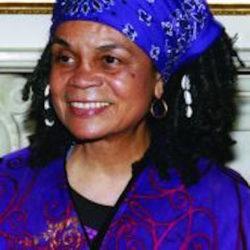 Sonia Sanchez, Poet, Activist, Scholar