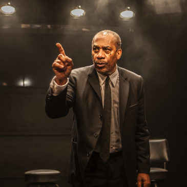 """Turn Me Loose"" – A Play About Comic Genius Dick Gregory, Starring Joe Morton"