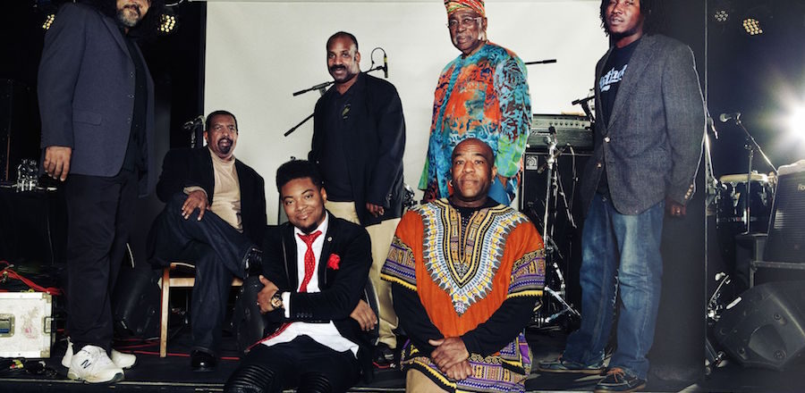 Free For All – BAM R&B Festival Summer Concert – The Fatback Band