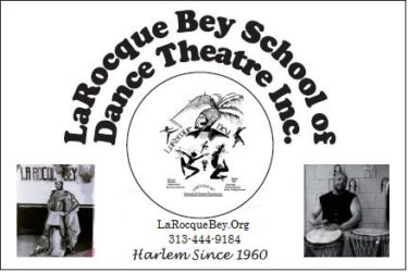 LaRocque Bey School of Dance Theatre