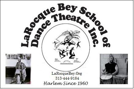 LaRocque Bey School of Dance Theatre