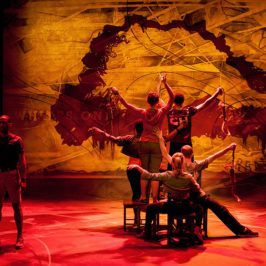 """Blood at the Root"" – New York City Premier of the Penn State Centre Stage's Production"