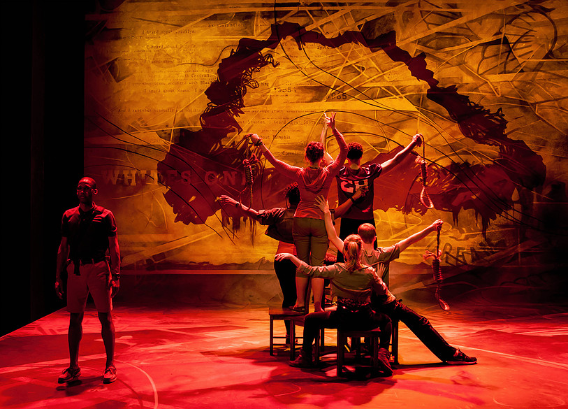 """Blood at the Root"", National Black Theater"