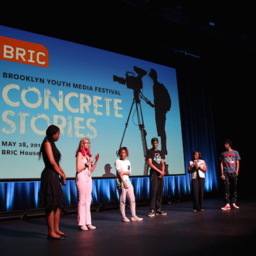 """FREE with RSVP – BRIC: """"Concrete Stories: 2016 Brooklyn Youth Media Festival"""" Screenings"""