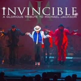 Winner of TWO VIP Tickets to Michael Jackson Day Celebration at NJPAC is SIR LOUIS JONES