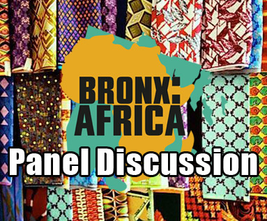"Free For All – Longwood Art Gallery – ""BRONX – AFRICA"" –  Panel Discussion"