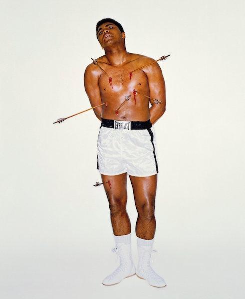 Ali on Esquire Magazine Cover