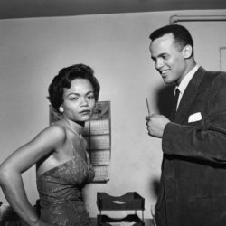 Eartha Kitt & Harry Belafonte